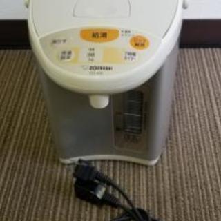 象印 マイコン沸騰 電動ポット CD-WS22