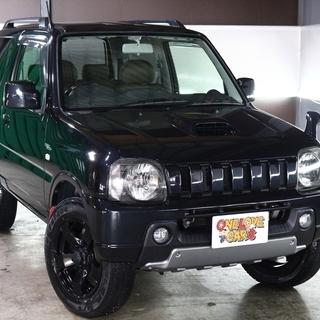 【車検2年付】  スズキ ジムニー ワイルドウインド 4WD HD...