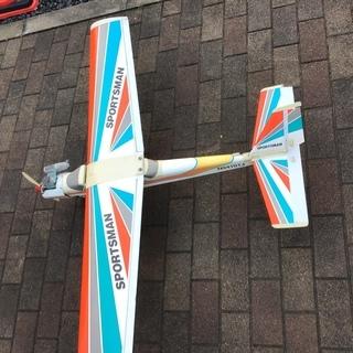 大きな ラジコン飛行機 全長100cm