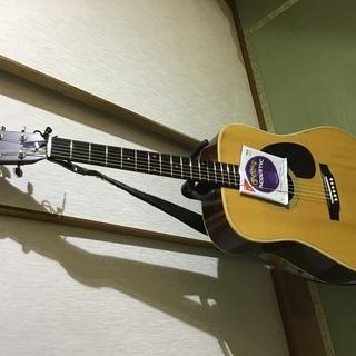 モーリス ギター W18  新品の弦に張替え済み 調節すみ