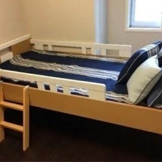 すべり台付きベッド 子供ベッド