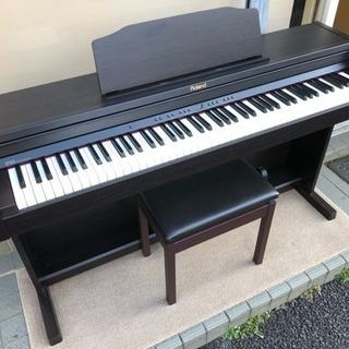 ♫ 中古電子ピアノ ローランド RP-401R RWS 2014年製 ♫