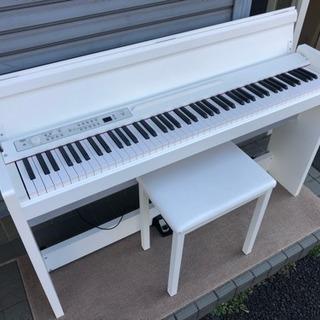 🎵 中古電子ピアノ コルグ LP-380WH 2015年製 🎵