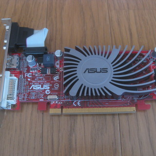A Asus HD5450 512MB グラボ グラフィックカー...