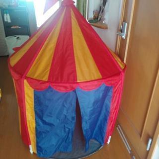 値下げ、イケア子供用テント