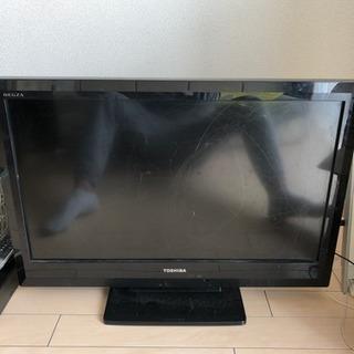 液晶テレビ DVDレコーダーセット