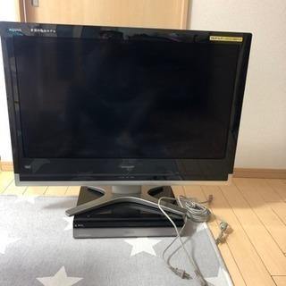 アクオス 液晶テレビチューナー