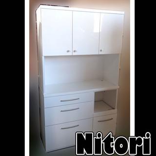 Nitori/ニトリ キッチンボード システムキッチンラック/10...