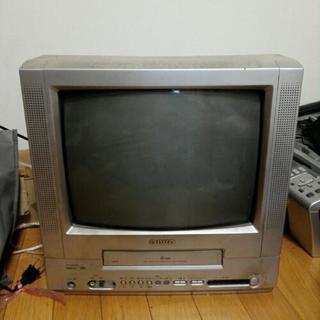 【0円】不要になったテレビデオとブラザーの複合機を引き取って下さい