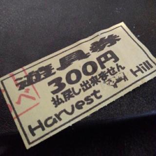 🌻堺ハーベストの丘✰︎遊具券🌻