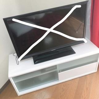 ニトリのテレビ台のみ