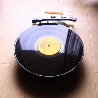 Record Player Columbia GP-3  レコー...