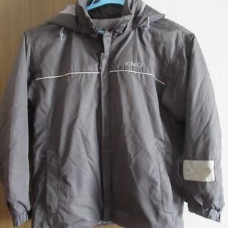 キッズ スキーウェア 上着のみ 130cm 男の子防寒着 薄手