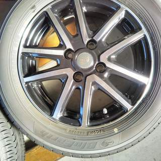 YOKOHAMA 夏用タイヤ 175/65 R14 4本