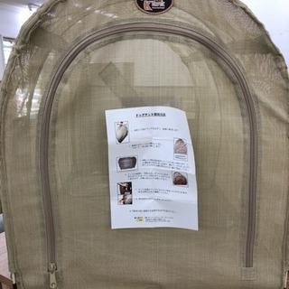 値下げしました☆未使用品☆夏用ペットテント ドッグテント 大型犬用 の画像