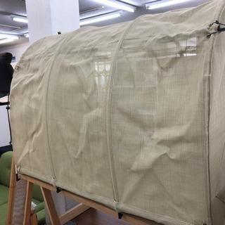値下げしました☆未使用品☆夏用ペットテント ドッグテント 大型犬用  - その他