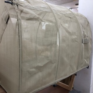 値下げしました☆未使用品☆夏用ペットテント ドッグテント 大型犬用  − 福岡県