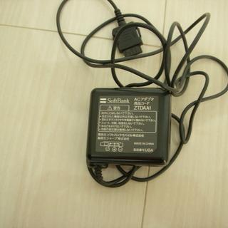 急速充電器 3G携帯電話 ZTDAA1 ソフトバンクモバイル