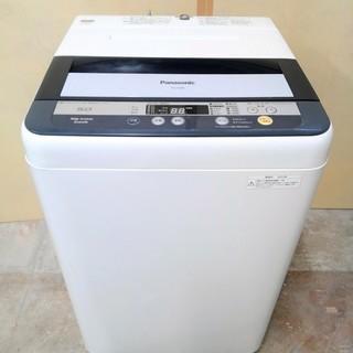 配達可 Panasonic 全自動洗濯機 5kg NA-F50B...