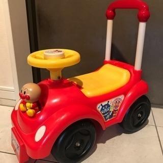 アンパンマンの四輪車