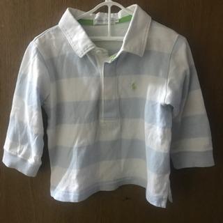 Kids Ralph Lauren ボーダーシャツ サイズ80 ...