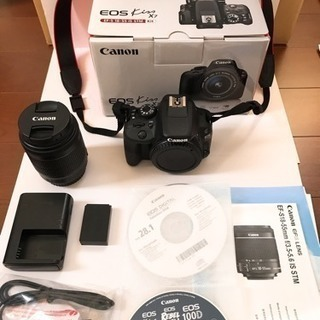 Canon EOS Kiss×7 セット