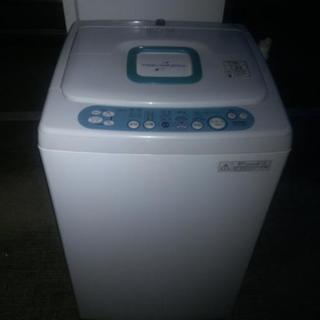 洗濯機差し上げます!