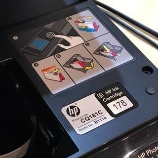 【最終処分価格 3/3受け渡しまで】カラープリンター  HP P...