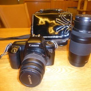 canonの望遠レンズ・カメラ