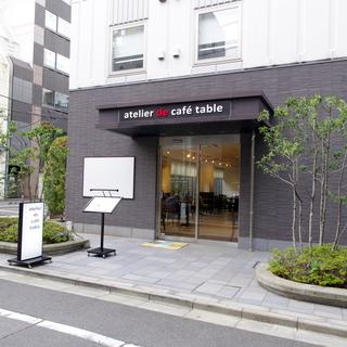 ★浅草橋カフェ★ キッチン・ホールスタッフ - 台東区