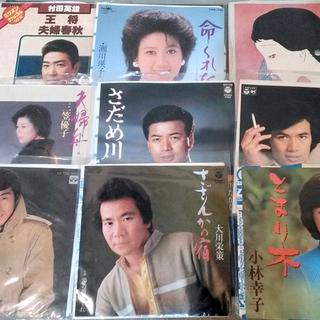 【受渡済】  中古レコード EP・コンパクト盤枚 64セット