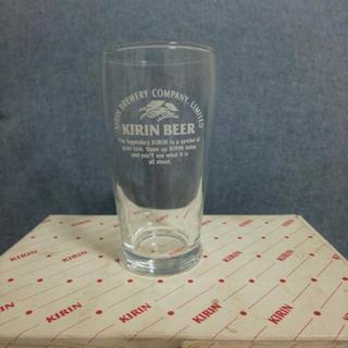 キリンビールのミニグラス