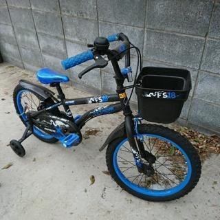子供用 自転車(18inch) kids 男の子 売ります
