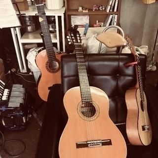 《初心者の方向け ※ギター貸し出します》アコースティックギター教えます