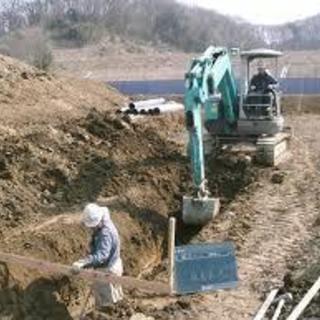 【日払い】土木作業員 募集【個人寮完備】