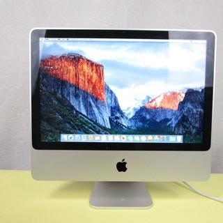 ★Apple iMac一体型PC 20インチ メモリ4GB  H...