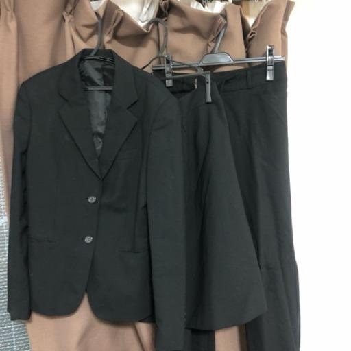 洋服の青山 レディース スーツ3点セット 9号 Rii 福岡のスーツ