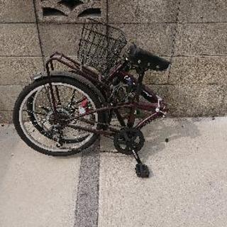 classic mimugo 折りたたみ自転車 新品未使用