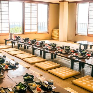 【日払い可】景色の良い観光地のお食事処でホール、調理補助 - 飲食