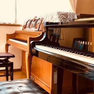 ピアノを始めたいと考えている方、体験レッスンのお知らせです♫