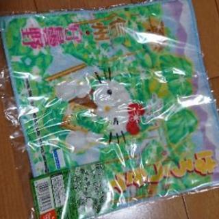 キティちゃん ご当地タオルハンカチ3枚