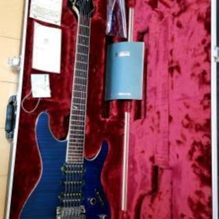 エレキギター Ibanez SV5470F NBL 売ります。定...