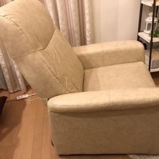 リクライニングソファー(2台あります)