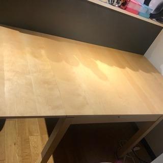 IKEA BJURSTA イケア 伸長式ダイニングテーブル…