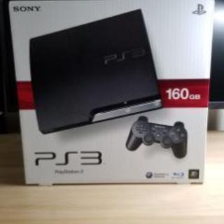 PS3 本体 コントローラー3機 おまけでソフト3個付き