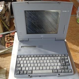 パソコン PC-9801NC(初のカラー液晶採用)  着払い発送...