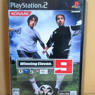 ☆PS2/World Soccer Winning Eleven...