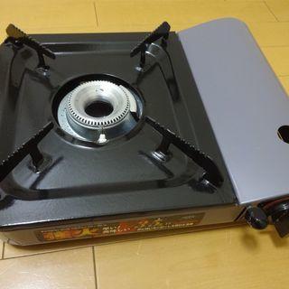 カセットコンロ グルメファイヤーコンロ GK-4 LIFELEX...