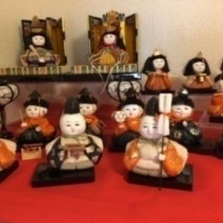 雛人形(木目込み人形)を5000円で売ります。