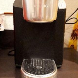KEURIGキューリックのコーヒーメーカー